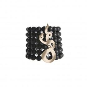 bracciale elastico serpe
